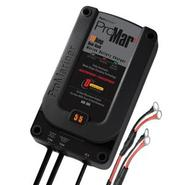 ProMar 1 5/5 10-Amp 2-Bank Charger