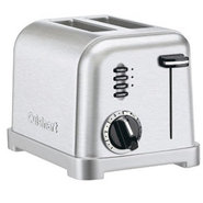 CPT-160 2 Slice Metal Classic Toaster - Factory Re