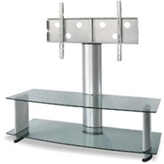 AVS105CL Wide 2 shelve Plasma TV stand for up to 5