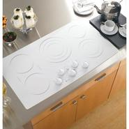 GE Profile(TM) 36  Built-In CleanDesign Cooktop