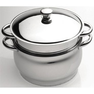 1102535 3-Piece 10-in Cosmo Pasta Pot
