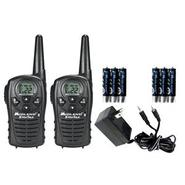 LXT118VP 22 Channel GMRS Radios w/Rechargeable AAA