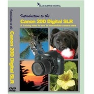 Canon 20D Training DVD