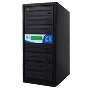 GS6PIOB 6 Copy DVD/CD Duplicator Features Black Pi