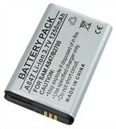Lithium Battery For Samsung Rugby II, a847