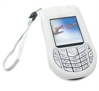 Clear Silicone Case For Nokia 6630