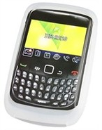 Clear Silicone Skin Case For BlackBerry Curve 8520