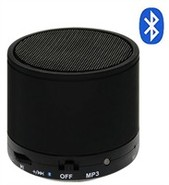 Black Bluetooth Mini Speaker