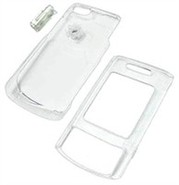 Clear Snap-On Cover For Samsung t819