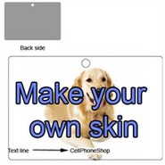 Design Your Own BlackBerry PlayBook Custom Skin