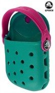 Blue/Pink Crocs o-dial Universal Case - Medium Siz