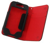 Horizontal Flip Leather Case For Apple iPhone 4, i