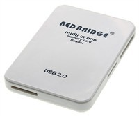 USB 2.0 Memory Card Reader / Writer Adapter