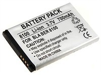 Lithium Battery For Blackberry 8100, 8110, 8120, 8