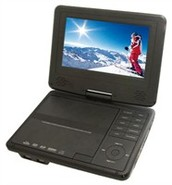 7-Inch Portable DVD Player