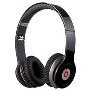 Beats by Dr. Dre Solo HD ControlTalk Black Headpho