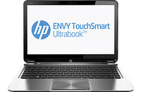 ENVY TouchSmartbook 4t with 500GB HD; 6GB Memory; 