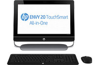 Envy TouchSmart 20-d010t SeriesG860 - 3.0 GHz; 500