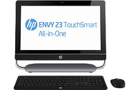 Envy TouchSmart 23t Series i5-3330S - 2.7 GHz; 2TB