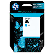 88 Cyan Officejet Ink Cartridge