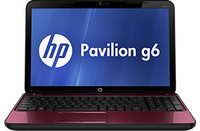 Pavilion g6x Notebook PC i3-2370M - 2.4 GHz; 500GB