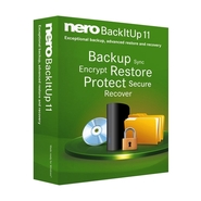 Nero Download - Nero BackItUp 11 (AMER-30220000)