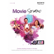 Sony Creative Software Sony Movie Studio 11 (MSMS1