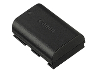 Canon LP-E6 Li-Ion Camera Battery Pack (3347B001)