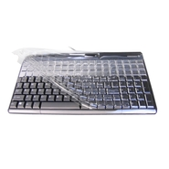 Plastic Keyboard Cover for G81-8000 Models with 2/