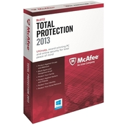 Mcafee Download - McAfee Total Protection 2013  -