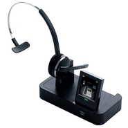 Gn Jabra PRO 9470 Headset and 2.4-inch Touch Scree