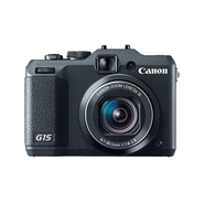 Canon PowerShot G15 12.1 MP 5X Zoom Digital Compac