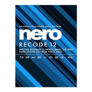 Nero Nero Recode - ( v. 12 ) - license - 1 user - 