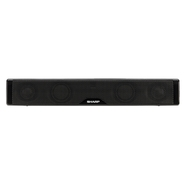 Sharp 2.1 Channel Mini USB Sound Bar Speaker Syste