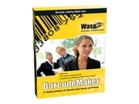 Wasp Wasp Barcode Maker - Single PC License (63380