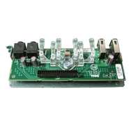 Dell Refurbished: Assembly Front Input/ Output Pan