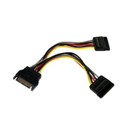 Startech.Com Male to Female SATA Power Y Splitter 