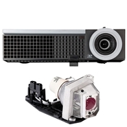 Dell Dell 1510X Projector with Extra Lamp and 2-Ye