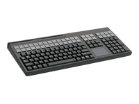 LPOS QWERTY USB Keyboard with 3-Track Magnetic Str