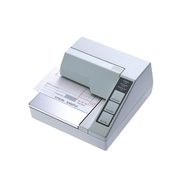 Epson TM-U295P Impact Slip Printer - Cool White (C