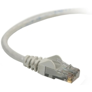 CAT6 Snagless Tip Network Cable - Gray - 5 ft (A3L