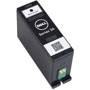 Dell Single Use Extra-High Capacity Black Ink Cart