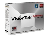 Visiontek VisionTek Radeon HD 5450 - Graphics card