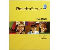 Rosetta Stone Version 3: Italian Level 1, 2 & 3 Se