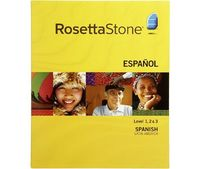 Rosetta Stone Version 3: Spanish (Latin America) L