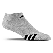 Cushioned 3-Stripes No-Show Socks 3 PR