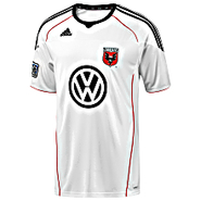 D.C.United Replica Away Jersey