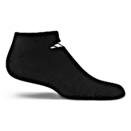Cushioned Variegated No-Show Socks 3 PR