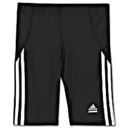 Adidas          TECHFIT 3-Stripes Short Tights