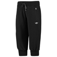 Fleece Three-Quarter Pants